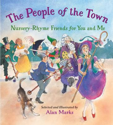 The People of the Town by Alan Marks