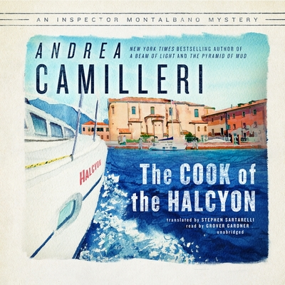 The Cook of the Halcyon (Inspector Montalbano Mysteries #27) Cover Image