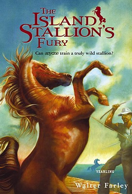 Cover for The Island Stallion's Fury