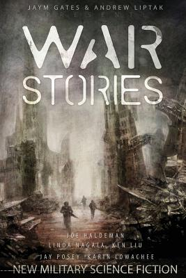 War Stories: New Military Science Fiction Cover Image