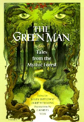 Green Man Anthology Cover