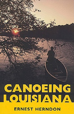 Canoeing Louisiana Cover Image
