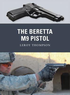 The Beretta M9 Pistol Cover Image