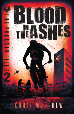 Blood in the Ashes (The Phoenix Files #2) Cover Image