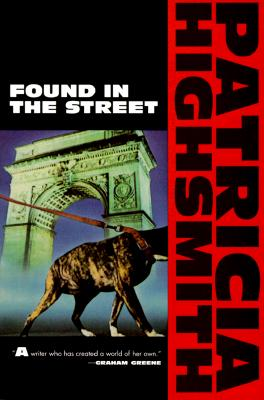 Cover for Found in the Street