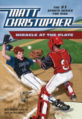 Miracle at the Plate Cover Image