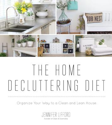 The Home Decluttering Diet Cover