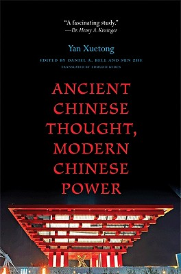 Ancient Chinese Thought, Modern Chinese Power Cover Image