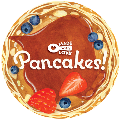 Made With Love: Pancakes! Cover Image