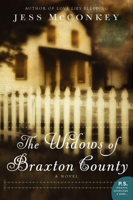 The Widows of Braxton County Cover