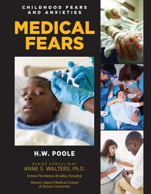 Medical Fears (Childhood Fears and Anxieties #11) Cover Image