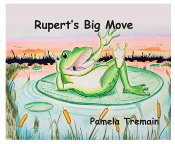 Rupert's Big Move Cover Image