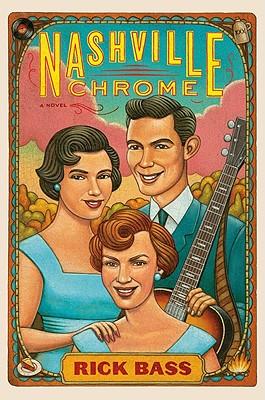 Nashville Chrome Cover