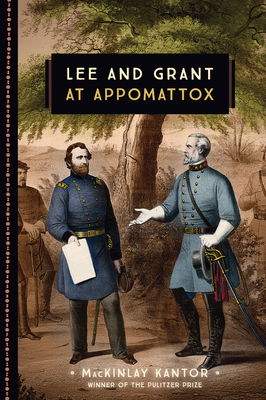 Lee and Grant at Appomattox (833) Cover Image