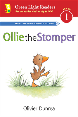 Ollie the Stomper: Read-Along Audio Download Included! (Green Light Readers: Level 1) Cover Image