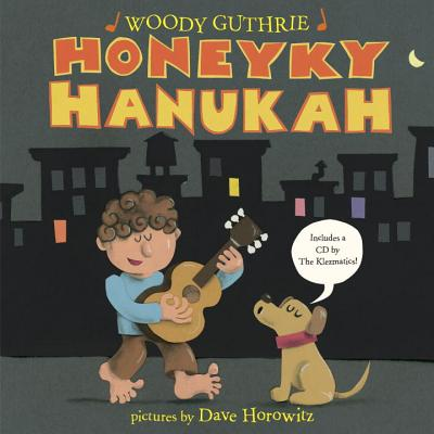 Honeyky Hanukah Cover Image