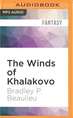 The Winds of Khalakovo (Lays of Anuskaya #1) Cover Image