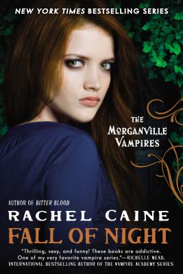 Fall of Night: The Morganville Vampires Cover Image
