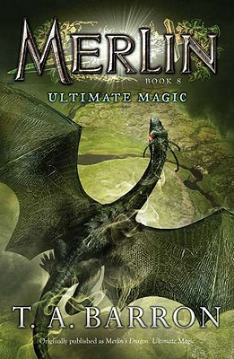 Ultimate Magic: Book 8 (Merlin Saga #8) Cover Image