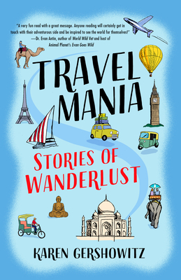 Travel Mania: Stories of Wanderlust Cover Image
