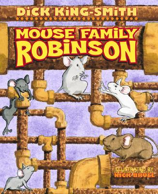 The Mouse Family Robinson Cover