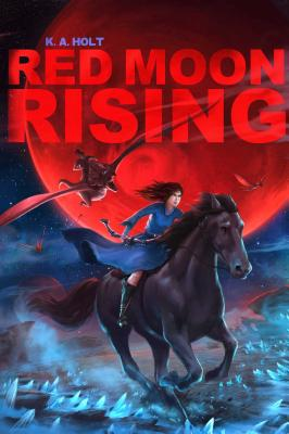 Red Moon Rising Cover