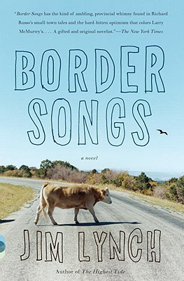 Border Songs Cover