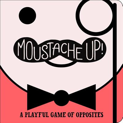 Moustache Up! Cover