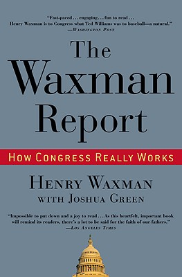 The Waxman Report Cover