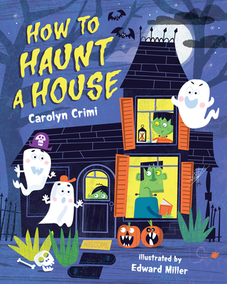 How to Haunt a House Cover Image