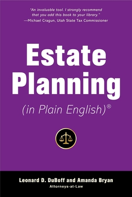Estate Planning (in Plain English) Cover Image