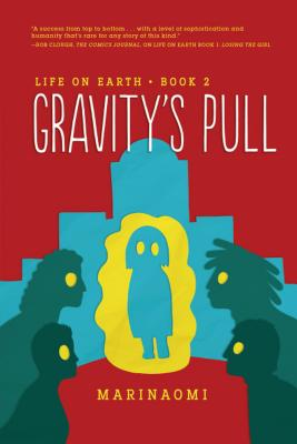 Gravity's Pull: Book 2 (Life on Earth #2) Cover Image