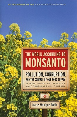 The World According to Monsanto Cover