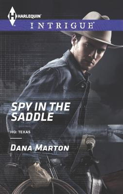 Spy in the Saddle Cover