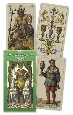 Ancient Italian Tarot (Lo Scarabeo Decks) Cover Image