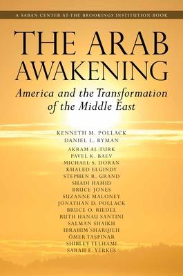 The Arab Awakening Cover
