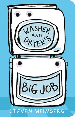 Washer and Dryer's Big Job (The Big Jobs Books) Cover Image