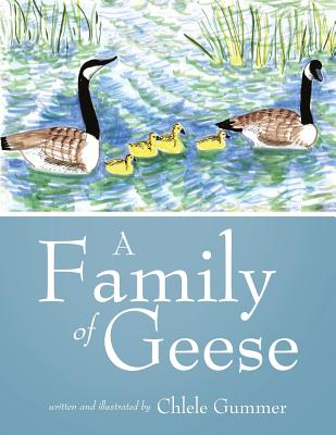A Family of Geese Cover