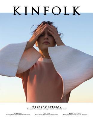Kinfolk Volume 23 Cover Image