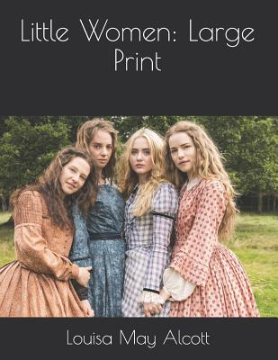 Little Women: Large Print Cover Image