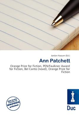 Ann Patchett Cover