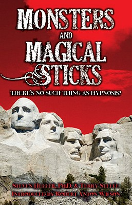 Monsters and Magical Sticks: Heal the Past to Transform the Present (Revised) (Revised) (Revised) (Revised) Cover Image