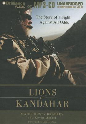 Lions of Kandahar: The Story of a Fight Against All Odds Cover Image