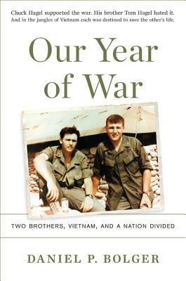 Our Year of War: Two Brothers, Vietnam, and a Nation Divided Cover Image