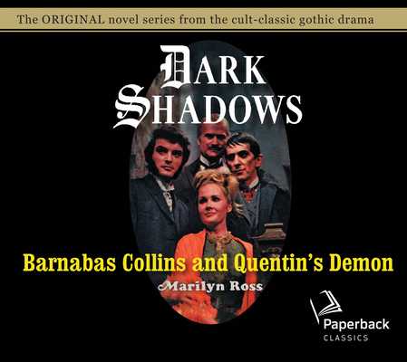 Barnabas Collins and Quentin's Demon (Dark Shadows #14) Cover Image