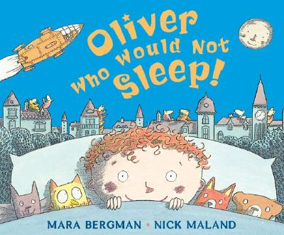Oliver Who Would Not Sleep Cover