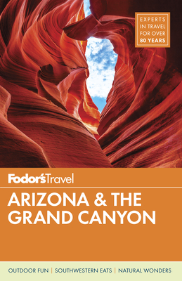 Fodor's Arizona & the Grand Canyon cover image