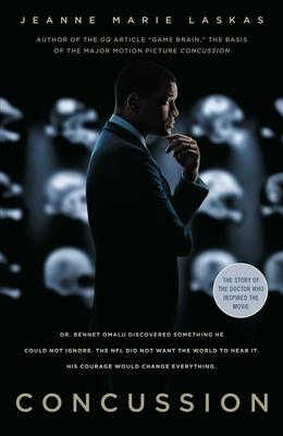 Concussion (Movie Tie-in Edition) Cover Image