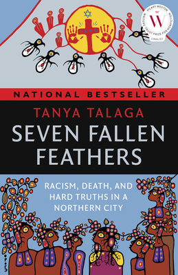Cover for Seven Fallen Feathers