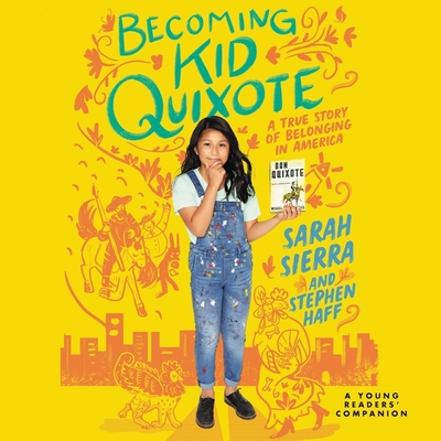 Becoming Kid Quixote: A True Story of Belonging in America Cover Image